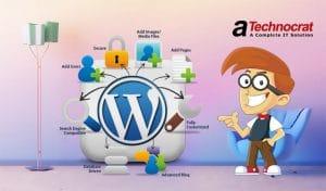 WordPress at Atechnocrat