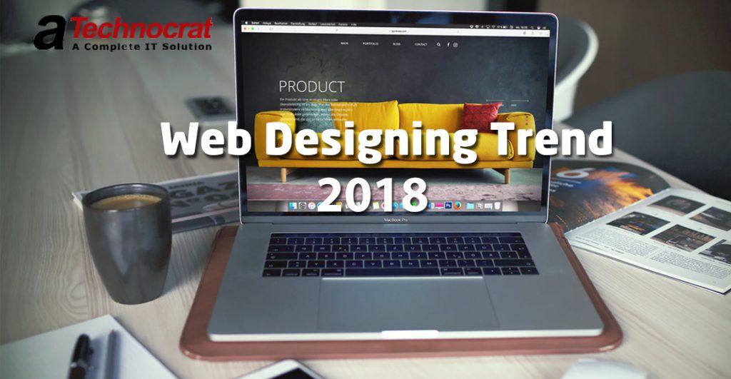 web designing trend