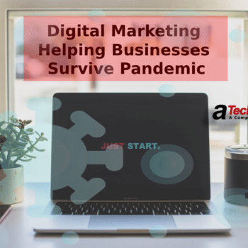 digital marketing helping business survive pandemic